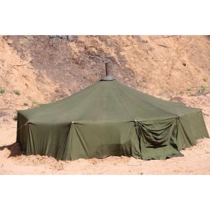 Telo P.V.C. copertura su misura verde militare