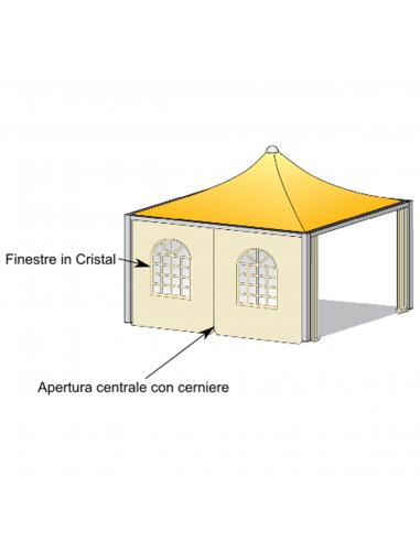 Laterale scorrevole Airone max - Cicogna max