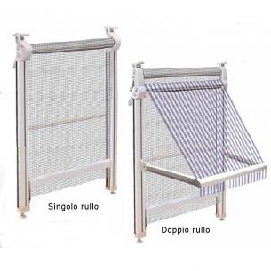 Tenda a veranda singolo rullo o doppio rullo S/2003