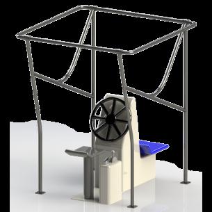 Telo in PVC per Tendalini nautica
