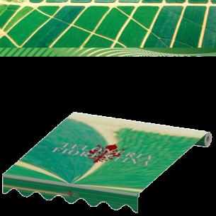 Cambio tende da sole in tessuto Tempotest serie Verde