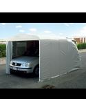 Copertura box auto modulare