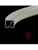 Curva Binario acciaio zincato ruota 24