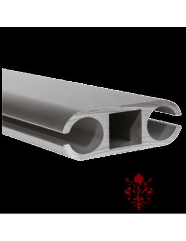 Binario alluminio anodizzato Ø 13