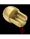 Perno superiore ottone Ø 35 barra tenditrice