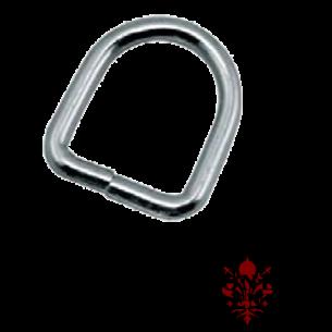 Cavallotto anello a pera